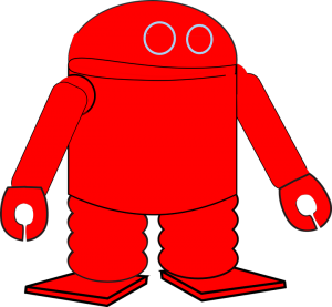 Robot Android Machine Droid I Code Mind